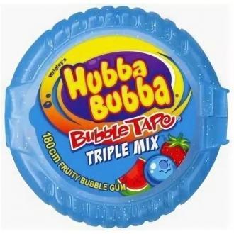 Хубба Бубба жевательная резинка Лента 56...