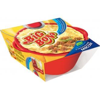 Биг-Бон Макс ПЮРЕ картофельное 110г*16 Г...
