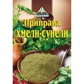 """Приправа""""Хмели-Сунели""""ЦИКОРИЯ DISPL 30г*35"""