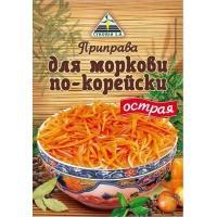 Приправа 'Для моркови по-корейски острая 'ЦИКОРИЯ DISPL 30г*50  Польша 10012020/260718/0033102