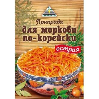 Приправа 'Для моркови по-корейски острая...