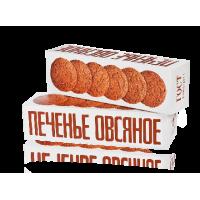 Печенье Овсяное 'Полёт 'классическое СССР 250г*12