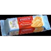 Печенье сахарное Кухмастер 'Молочное ' 170г*24