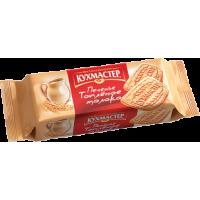 Печенье сахарное Кухмастер 'Топленое молоко ' 170г*24
