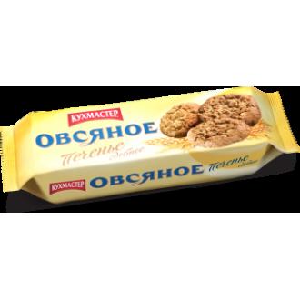 Печенье Кухмастер 'Овсяное ' 270г*15