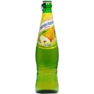 Лимонад Натахтари ст/б 0,5л*20 Груша