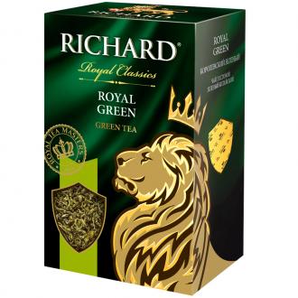 Ричард чай листовой 90г*14 Роял Green