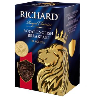 Ричард чай листовой 90г*14 Английский за...