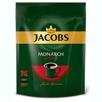 Якобс Монарх  кофе ПАКЕТ 500г*6 ИНТЕНС