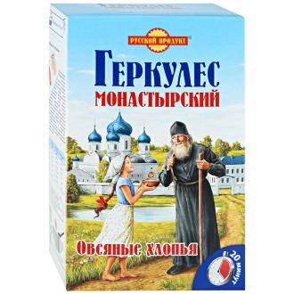 """Геркулес """"Русский Продукт""""500гр*7 Монастырский"""