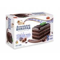 Торт  'Черемушки 'Бельгийский шоколад 420г*6