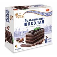 Торт  'Черемушки 'Бельгийский шоколад '700г*6