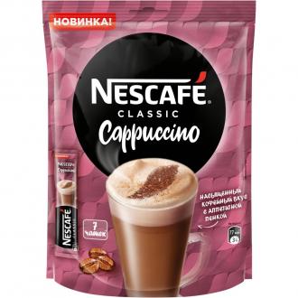 Нескафе 3в1 'Капучино ' 18г*20 х20 кофе ...