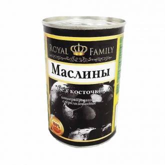 """Маслины """"Royal Family"""" 300г*12 б/к"""