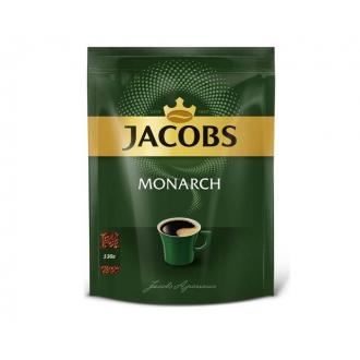 Якобс Монарх  кофе ПАКЕТ 130г*9 КЛАССИКА