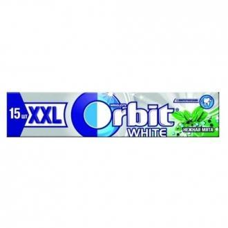 Орбит XXL 20,4гх20шт*(20бл) Нежная мята