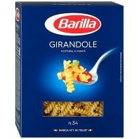 Макаронные изд. 'Barilla ' №34 450г*12 Спиральки  'Джирандоле '