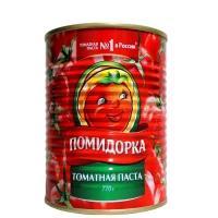 """Томатная паста """"Помидорка"""" ж/б ключ 770г*6"""