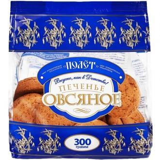 Печенье Овсяное 'Полёт '300г*11