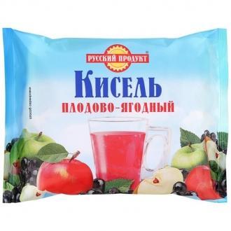 Кисель в брикетах Русский Продукт  220гр*14 Плодово-ягодный