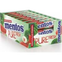 Ментос Pure Fresh жев/резинка 15,5гр*24*(12бл) Арбуз