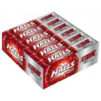 Холлс Кола+Кофеин+Витамин В6  25гх12*(30бл)