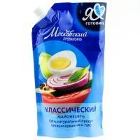 Майонез  'Московский провансаль ' МЖК 200г*24 дозатор
