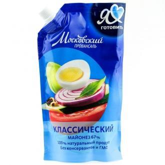 "Майонез ""Московский провансаль""..."