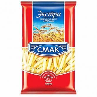 Смак макароны категория В 900г*12 Перья ...