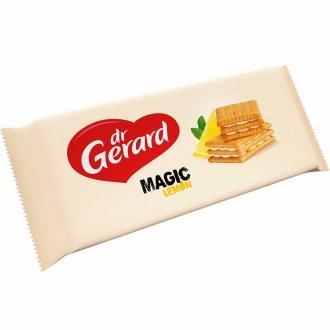 Др.Джерард Меджик Лимон печенье со сливками и лимоном 144гр*18
