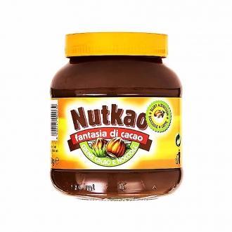 Шоколадно-ореховая паста NUTKAO 350г*12