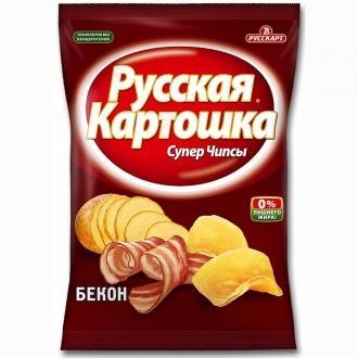 Русская картошка 150 г*9 Бекон