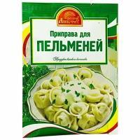 Приправа для Бульона к пельменям  'Русский Аппетит ' 15гр*35*3бл