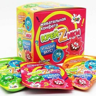 """Жевательная конфета """"КрейZики""""..."""