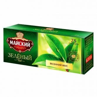 Майский чай 25 пак*2 г*(27) Зеленый