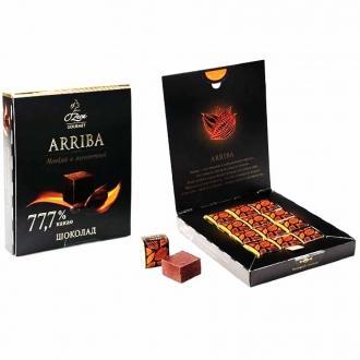 Шоколад О`Zera 77,7% 90гр*6 Arriba