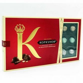Коркунов конфеты 192г*10 Ассорти из моло...