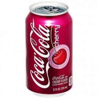 Кока - Кола 355мл*12 черри