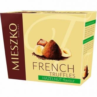 """Миешко набор конфет 175г*16шт """"Трюфель Французский"""" орех"""