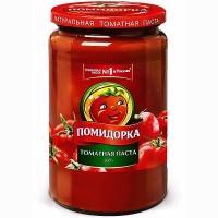 "Томатная паста ""Помидорка"" стекло 480мл*6"