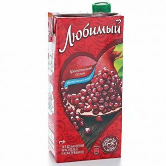 """Сок""""Любимый""""0,95л*12 Яблоко/Гр..."""