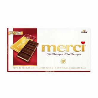 Мерси шоколад с марципаном 112гр*15шт