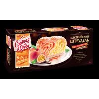 Сдобная Особа Австрийский Штрудель персик/маракуйя 400г*6