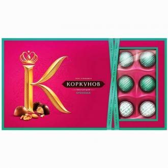 Коркунов конфеты 192г*10 Ореховая коллекция