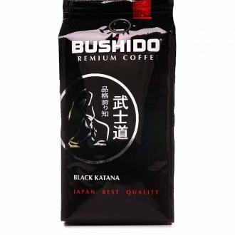 Бушидо Black Katana 227г*12 молотый