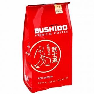 Бушидо Red Katana 227г*12 молотый
