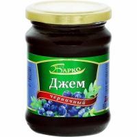 Джем черничный ст/б ГОСТ 320г*12