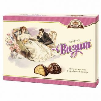 Визит 'Бабаевские 'набор конфет 215гр*8