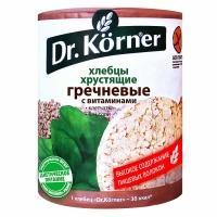 Хлебцы  'Dr. Korner ' Гречневые 100гр*20