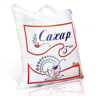 Сахарный песок  1*5кг Акра